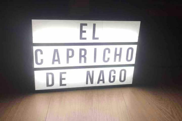 EL CAPRICHO de NAGORE • Lic. UAT678