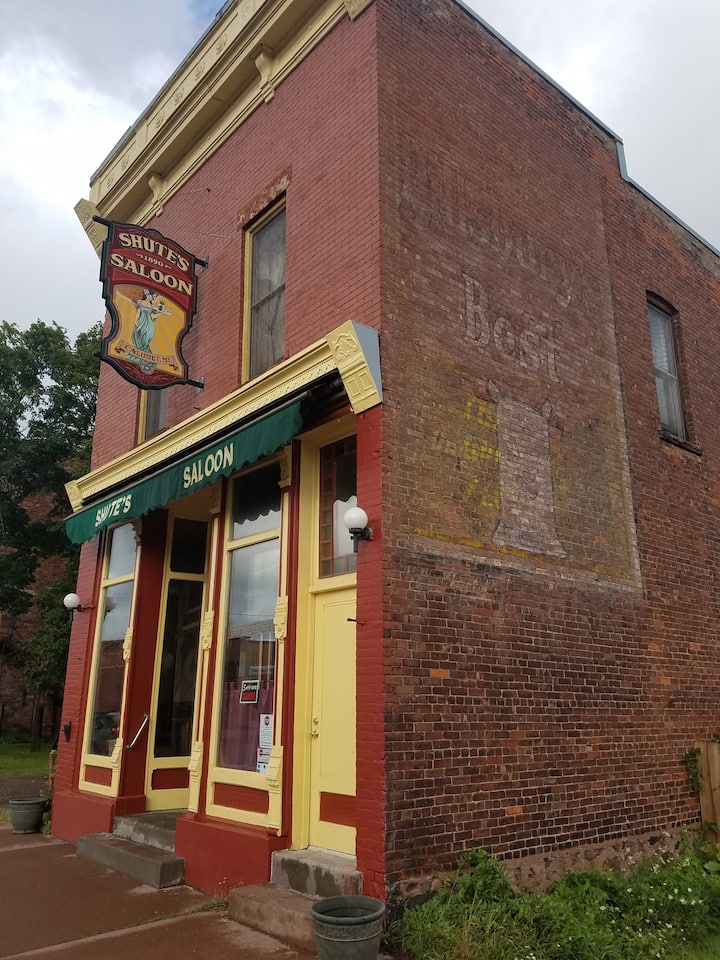 Michigan's Oldest Bar in National Park