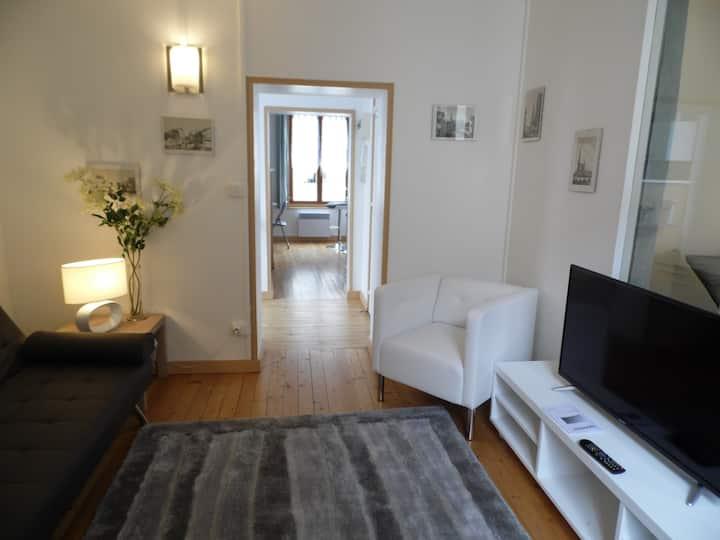 Appartement 4 Pièces Plein Centre-Ville / Châlons