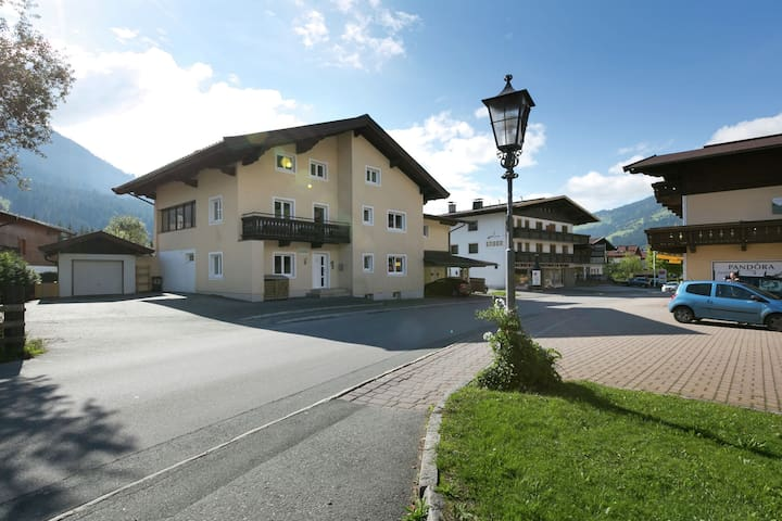 Luxury Holiday Home with Private Garden in Tyrol
