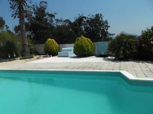 Casa do sol - Excellent garden and pool