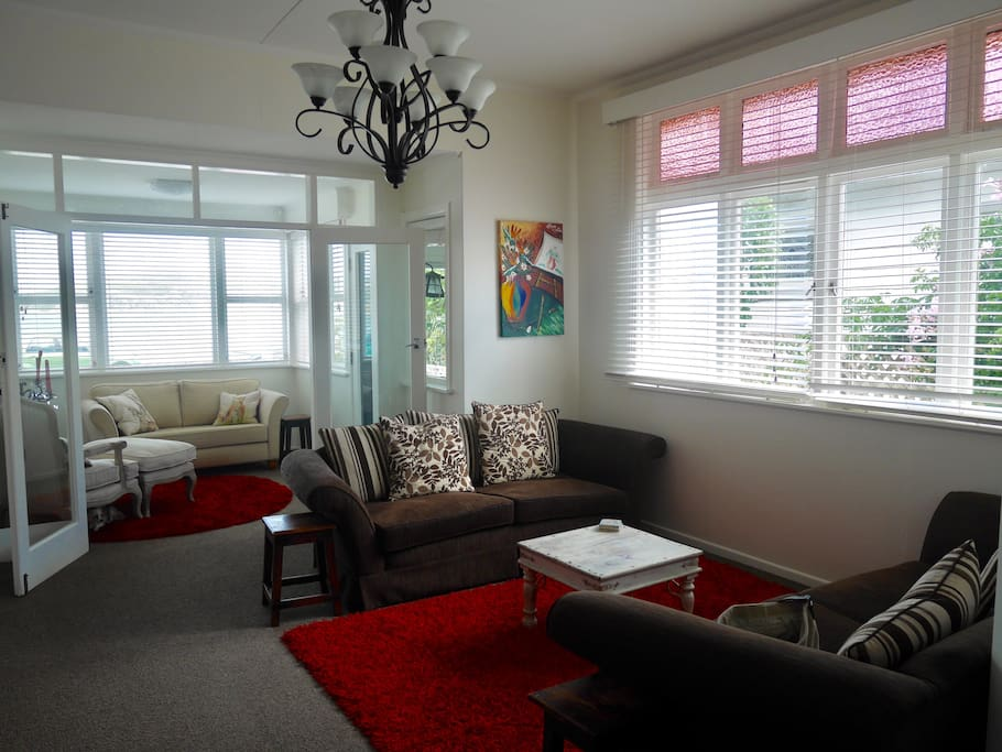 Open living room / Ocean view
