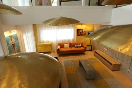 Villa de Prestige Le Kube Annecy centre 5 étoiles - Annecy - Villa