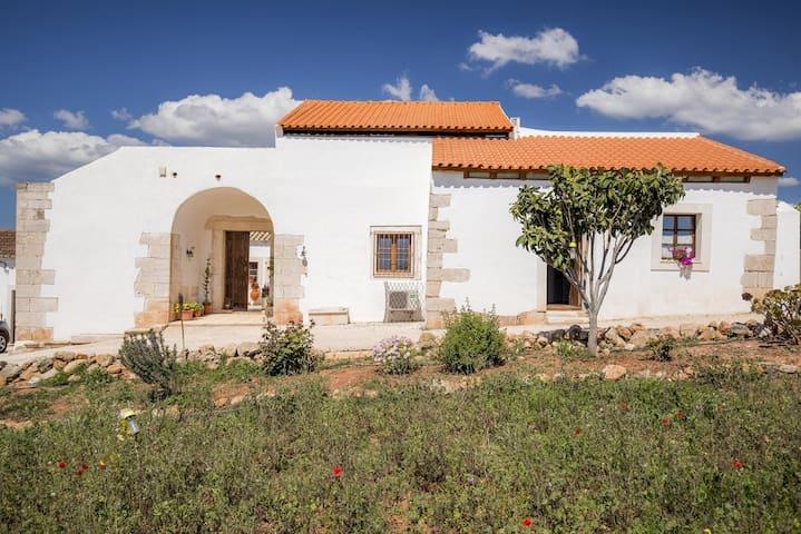 F - Casa da Lavoura in Quinta das Alagoas