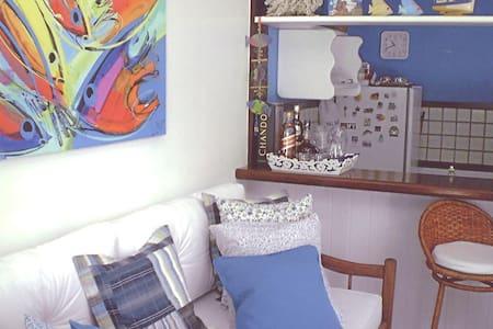 Casa de quarto e sala em Geribá - Armação dos Búzios