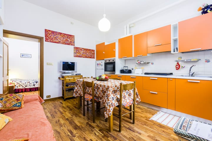 Nice apartment station - Sasso Marconi - Flat