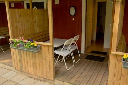 Fyrbäddsrum med delad dusch - Borgholm - Bed & Breakfast