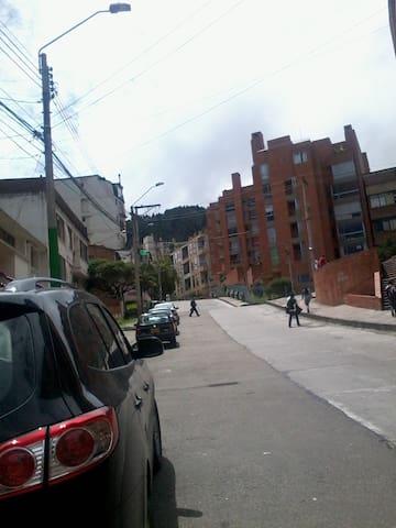 Apartamento vista a los cerros - Bogota - Apartment