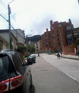 Apartamento vista a los cerros - Lakás