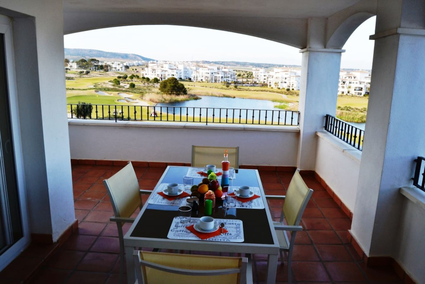 Hacienda Riquelme - Atlantico 118 2