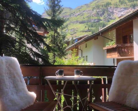 Studio Castor - Cosy & Central - Glacier Paradies