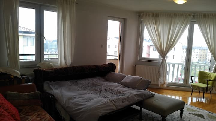Great  apartment with a dramatick view