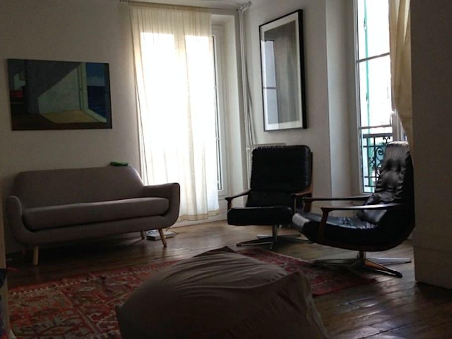 Living Room second floor