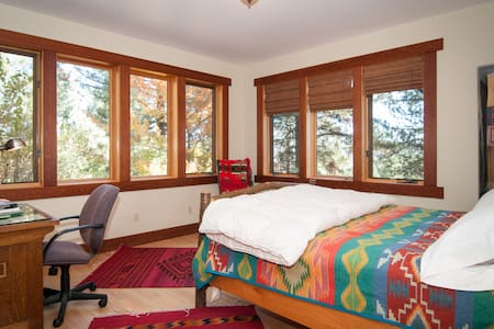 Sierra Mountain Retreat - Markleeville - Talo
