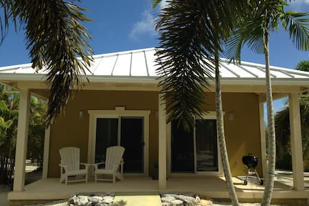 """Conch Out"" Bungalow - North Caicos"