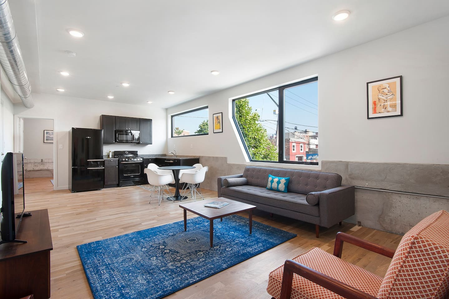Welcome to your spacious apartment, location, amenities, style, and privacy in the city
