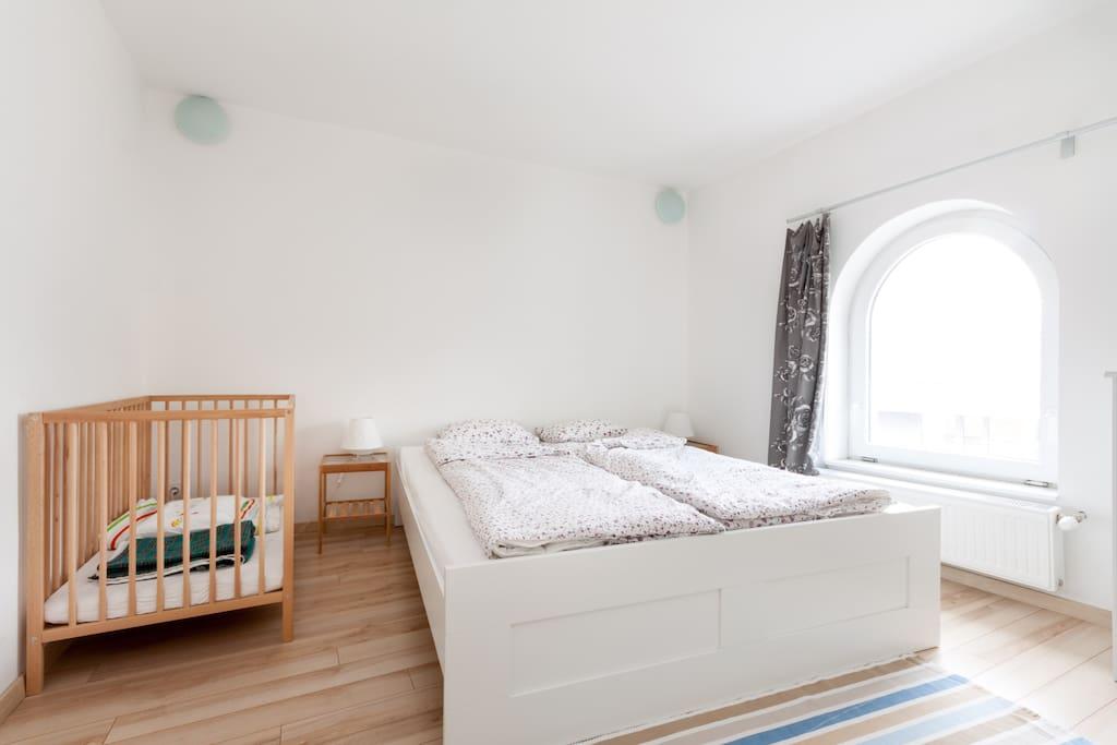 bedroom & baby cod