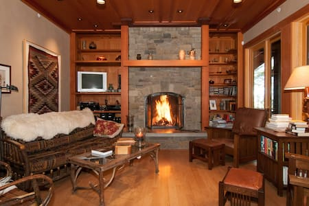 Sierra Mountain Retreat - Hus