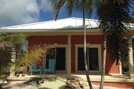 """Sea Breeze Bungalow"" - North Caicos"