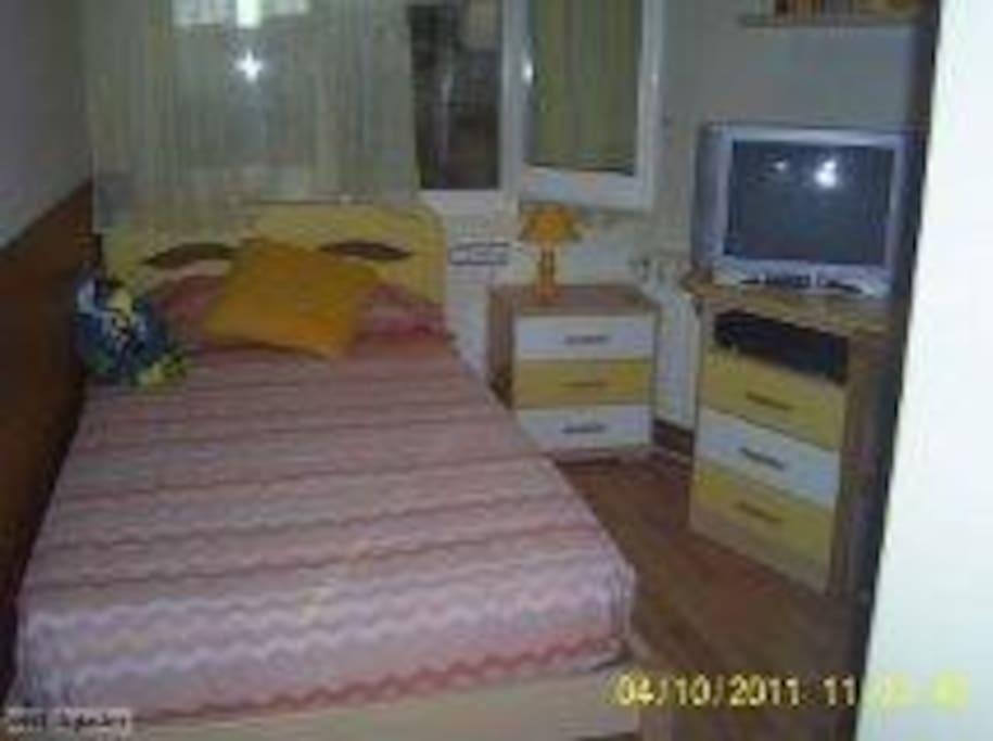 Habitación en piso muy Amplio