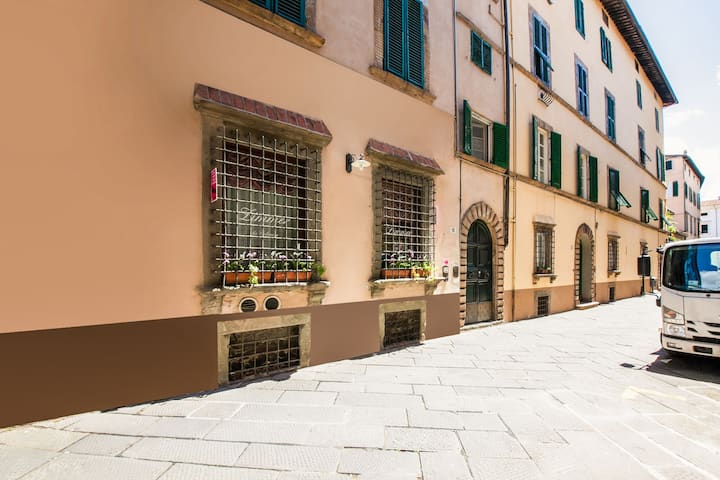 Stylish Mansion in Lucca Town Centre