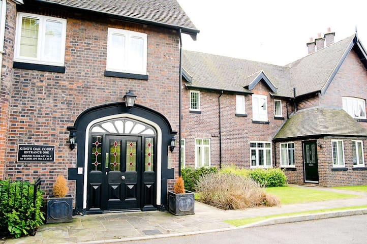 Whole Contemporary Rural Apartment  - Stoke-on-Trent - Apartament