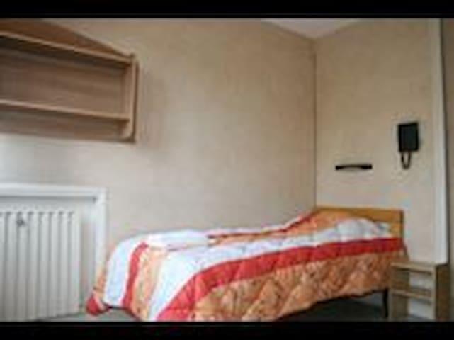 Chambre 1 pax en Résidence (proche Paris)
