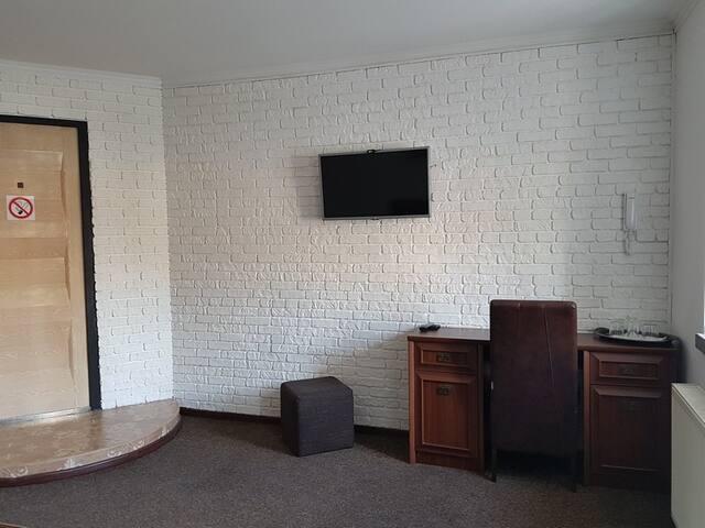 Апартаменты отельного типа с парковкой Room №3