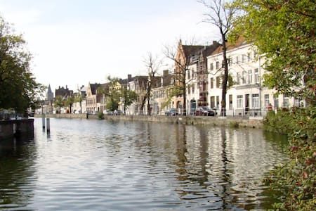 Guesthouse along the canals! - Bruges