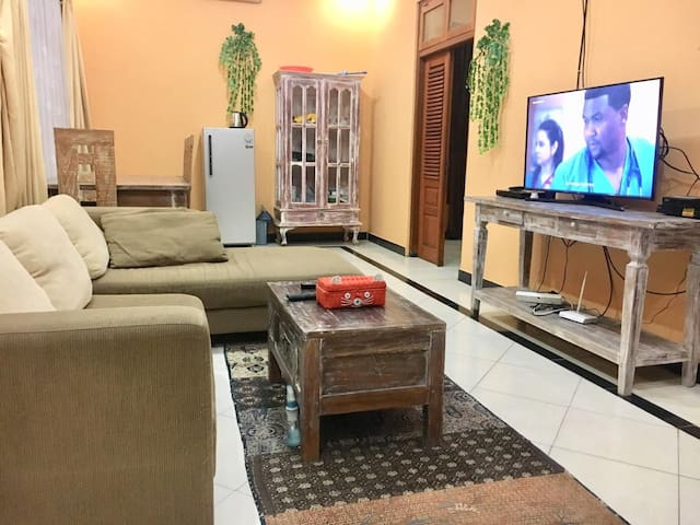 Studio Apartment in Legian - Huge Brms/Fast Wifi