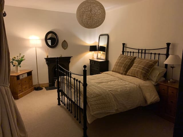 Beautiful Yorkshire Dales Double Room