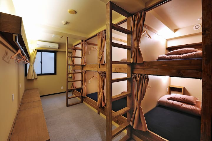 NEAR SENSOJI! PERFECT FOR GROUP&FAMILY/8B