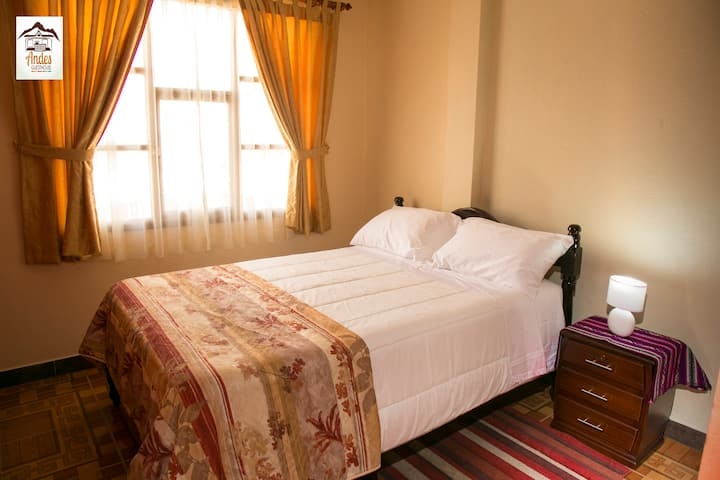 AndesGuesthouse- Apartment Pacari, Downtown