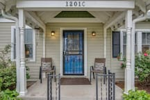 Explore 5 Points and historic Lockeland Springs from your rental
