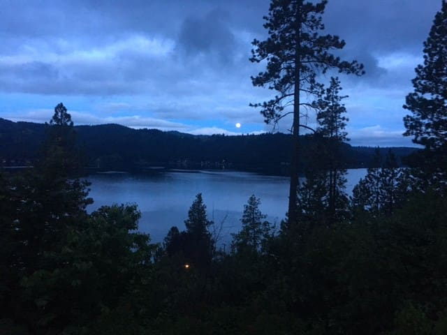 Stunning View Of Lake Coeur d' Alene - Harrison - Haus