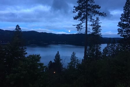 Stunning View Of Lake Coeur d' Alene - Harrison - Σπίτι