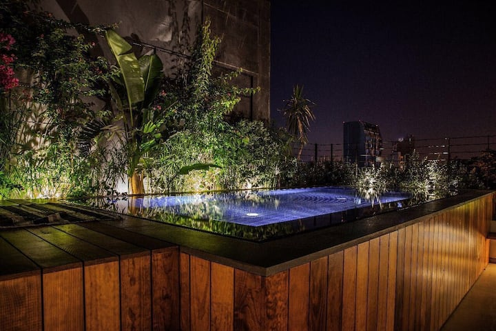 Mar Mikhael Cabana + Private Pool