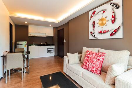 Beach front Apartments  - Daire