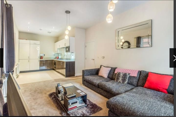Ground Floor Apartment near Birmingham airport/NEC
