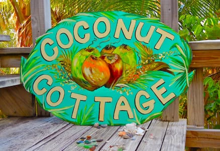 Peaceful, playful Beach Cottage! - Rincón - Dom