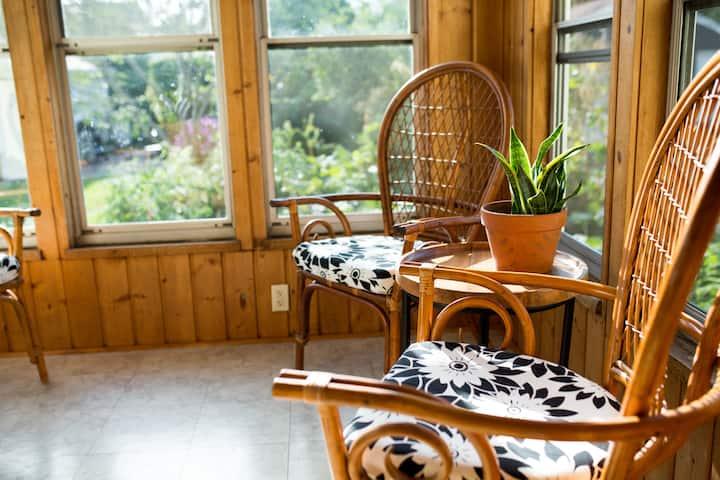 Garden Home in NE Mpls