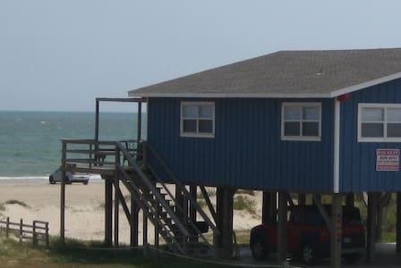Charming Beach Front House - Freeport