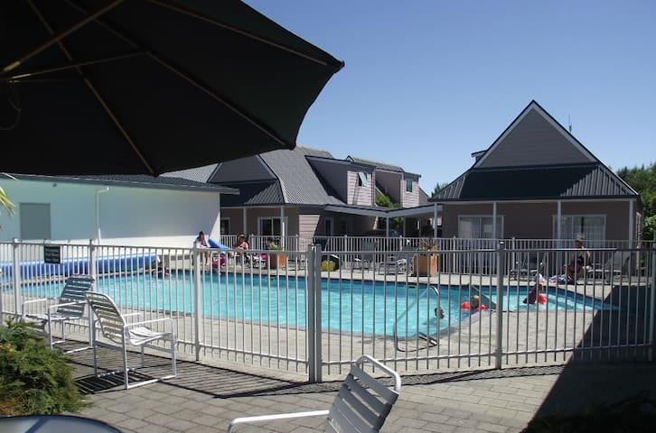 NEW ZEALAND Turangi Leisure & Kaimanawa Lodges - Turangi - Haus