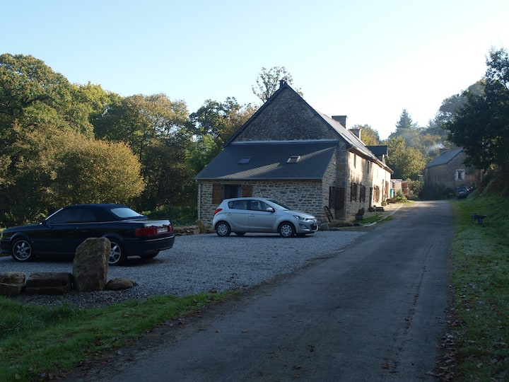 Coet-Stival 1, close to Pontivy, central Brittany