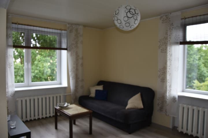 Cosy studio flat in the heart of Pärnu - Pärnu - Huoneisto
