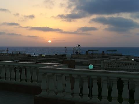 Decent Villa at the North coast of Alexandria