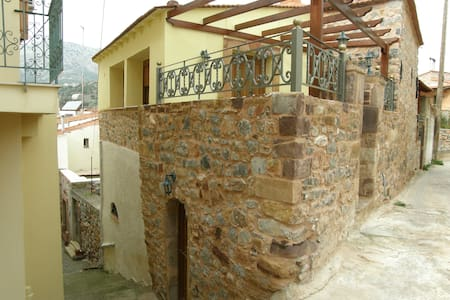 House for Rent in Chios Greece  - Kampochora - Casa