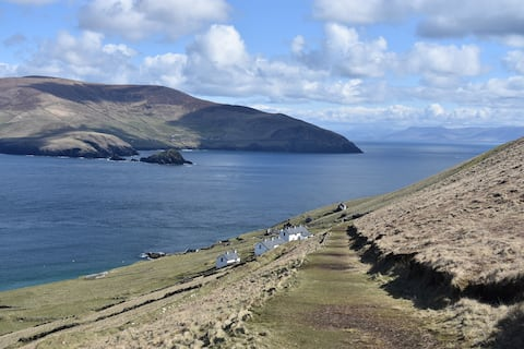The Great Blasket Island Cottage.