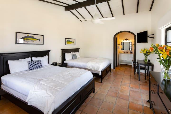 Balcony Guestroom by La Marina Inn