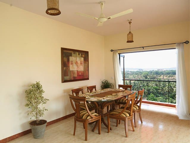 GOA VACATION HOME - Panaji - Appartement
